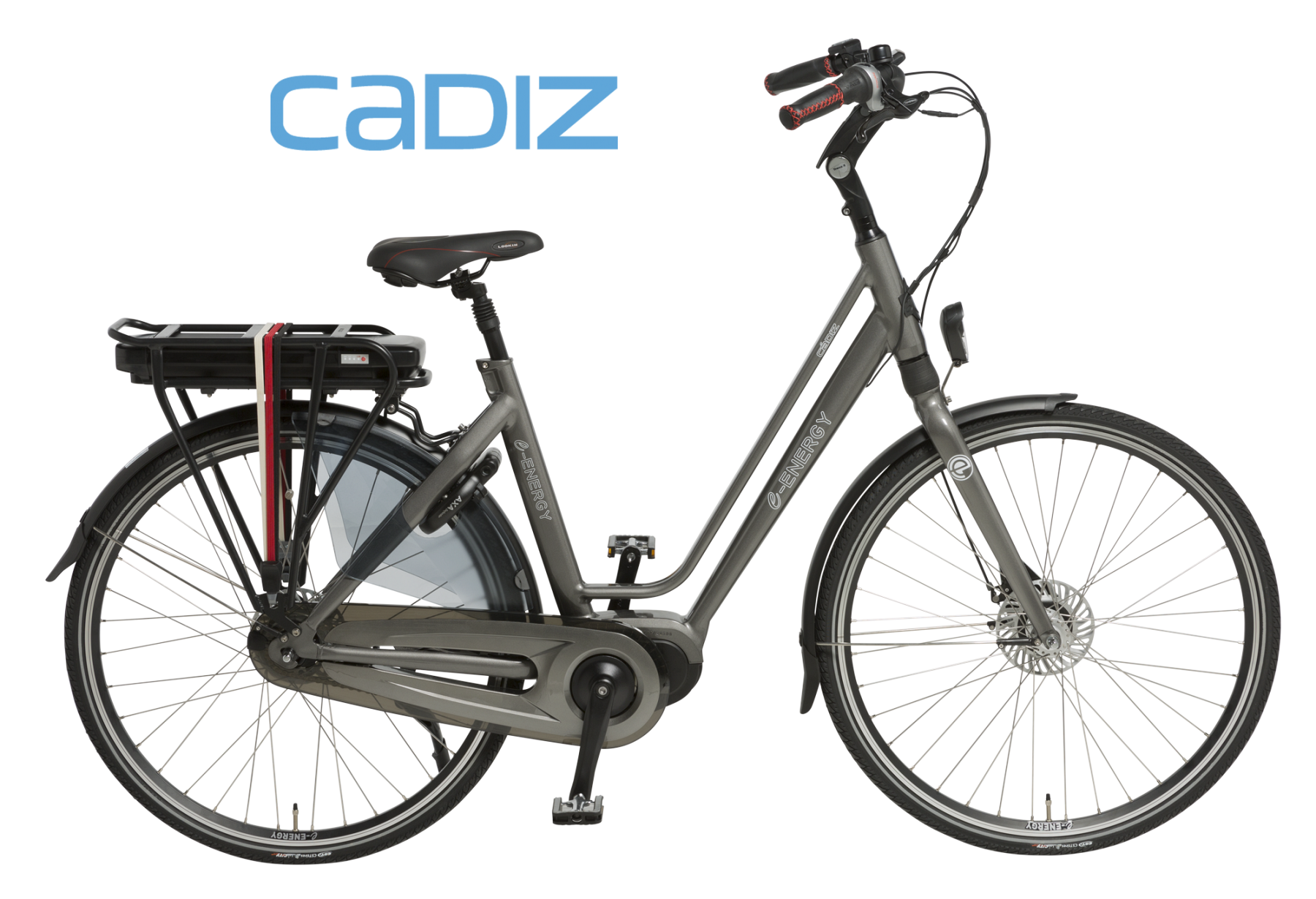e-bike: Cadiz