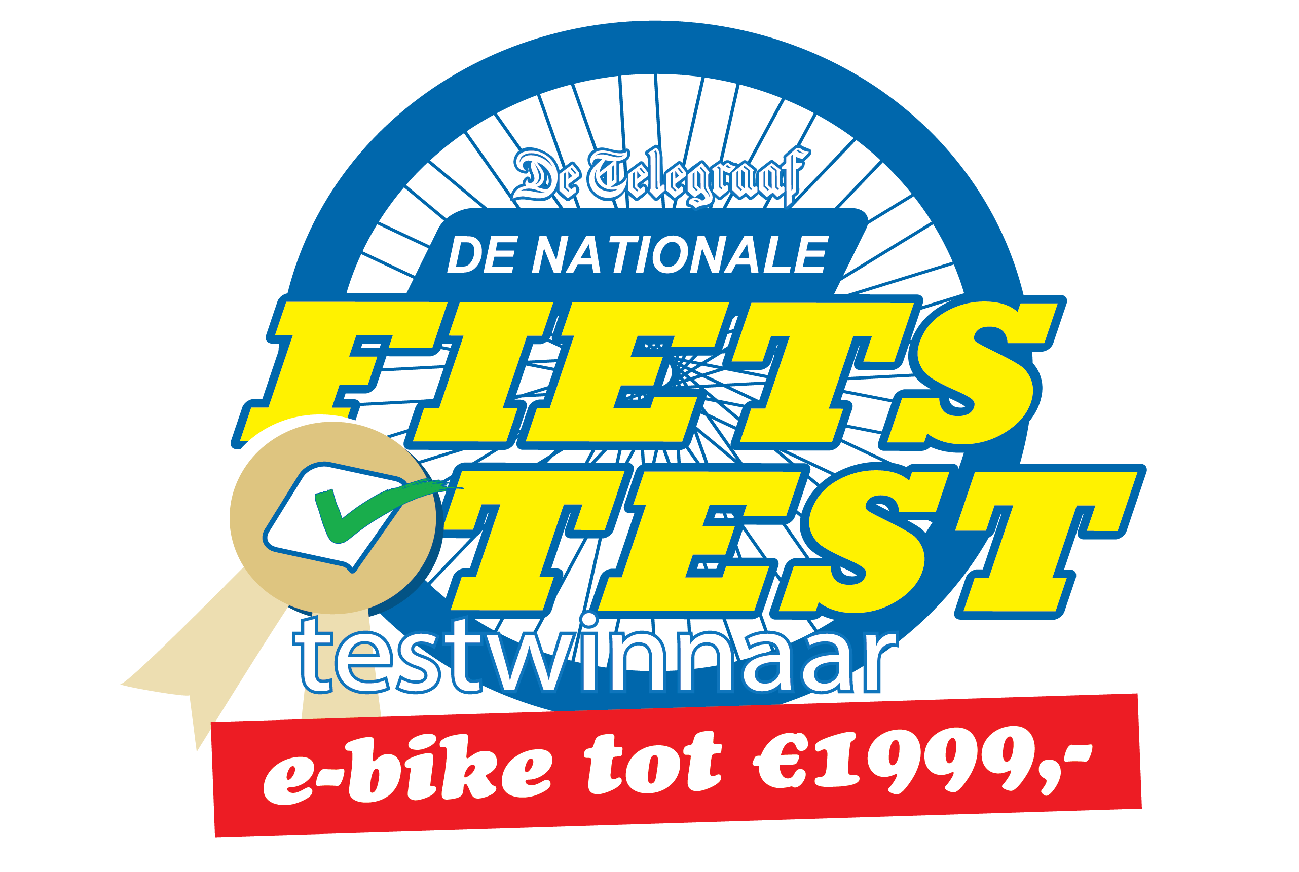 WINNAAR Nationale e-bike test 2015
