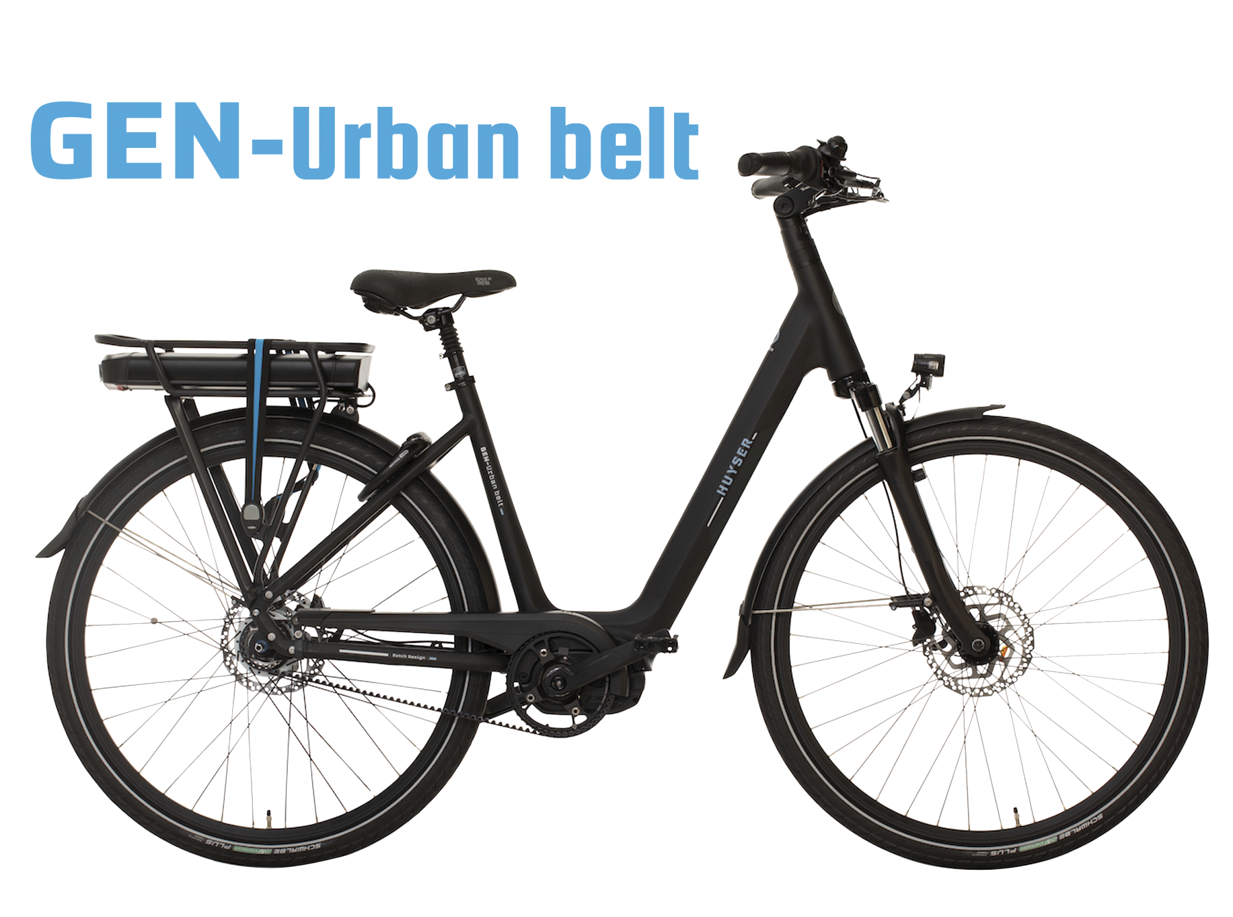 e-bike: GEN Urban-belt
