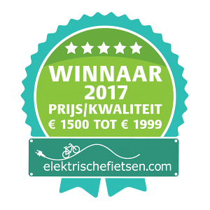 WINNAAR ''Spark evo'' e-bike test 2017