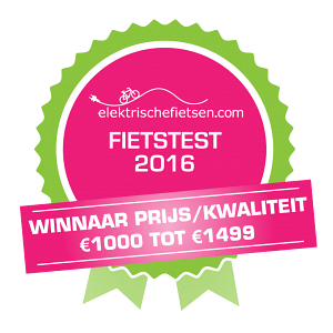 WINNAAR ''Spark Go'' e-bike test 2016