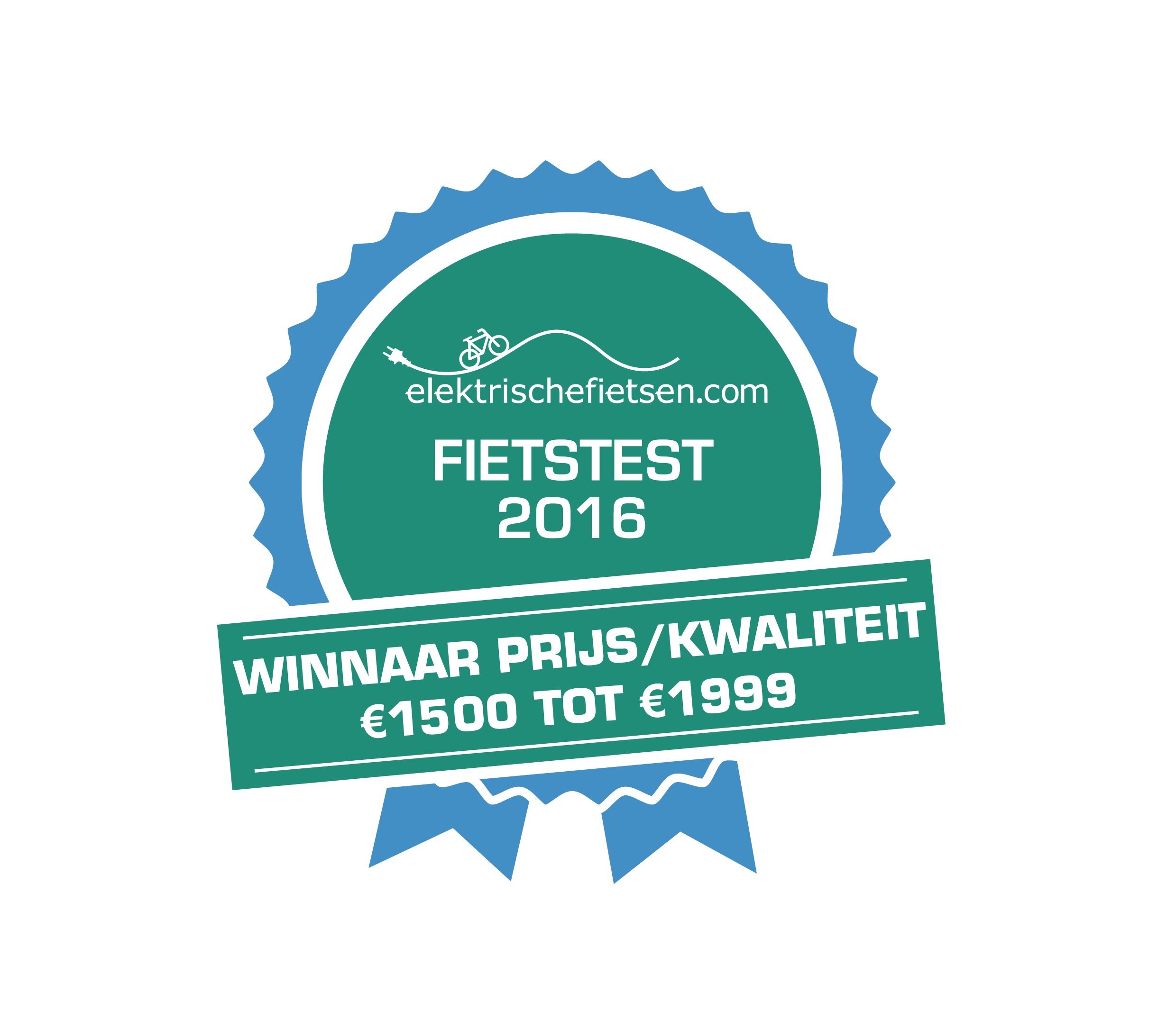 WINNAAR ''Spark evo'' e-bike test 2016